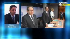 Анализаторите се опасяват от валутни войни: Бандилов в Денят, 7 ян. 2015