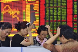 china stock crash