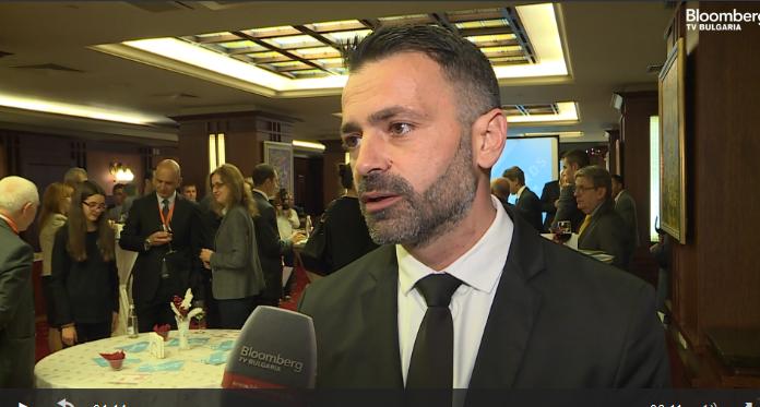 Bloombergtv Pavel Bandilov IR annual awards 2017
